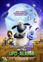Shaun das Schaf - Der Film: UFO-Alarm Poster