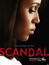 Scandal - Staffel 3 - Poster