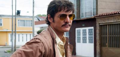 Narcos mit Pedro Pacal