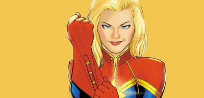 Captain Marvel in den Comics