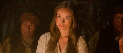Ist Olivia Wilde die wahre Heldin in Cowboys und Aliens?