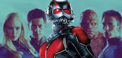Fantastic Four in Ant-Man 3?