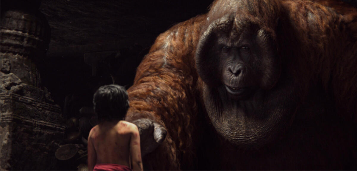 The Jungle Book Kino