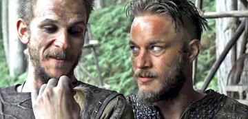 Vikings: Floki und Ragnar in Staffel 1