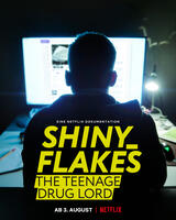 Shiny_Flakes: The Teenage Drug Lord - Poster