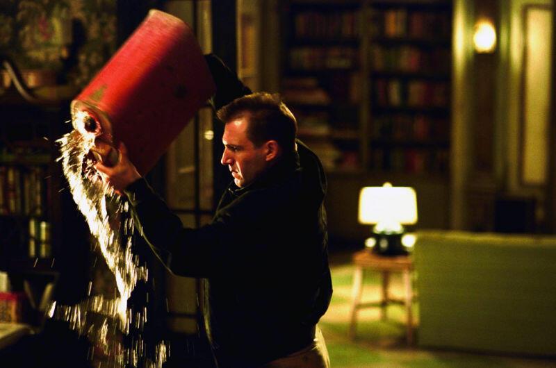 Roter Drache mit Ralph Fiennes