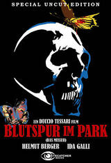 Blutspur im Park - Poster