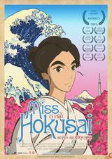 Miss Hokusai - Poster