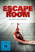 Escape Room - Das Spiel geht weiter Poster