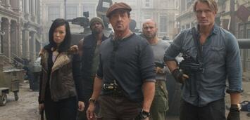 Bild zu:  The Expendables 2