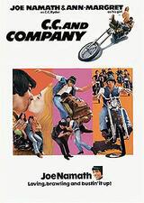 C.C. und Company - Poster