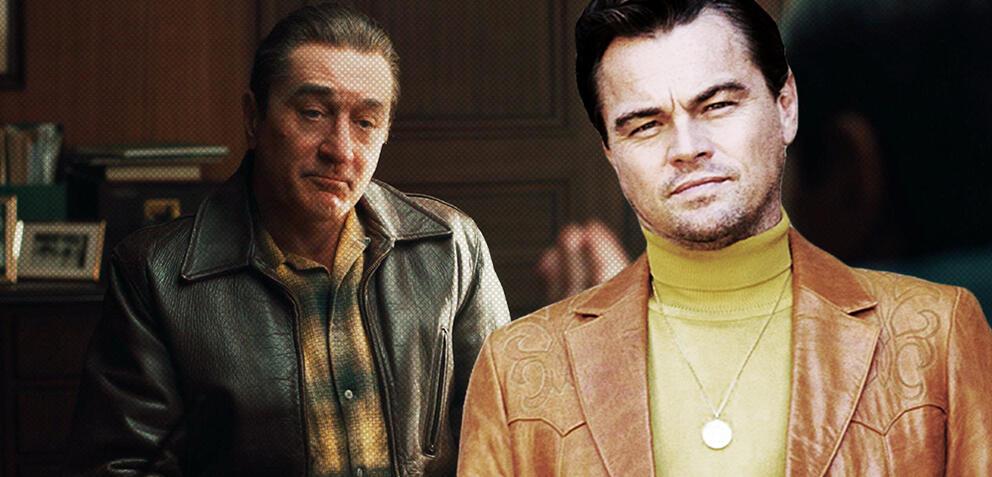 Robert De Niro und Leonardo DiCaprio spielen in Martin Scorseses neuem Film mit
