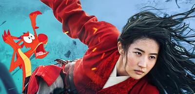 """Mulan bei Disney+: Mushu hat einen """"Gastauftritt"""""""