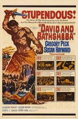 David und Bathsheba - Poster