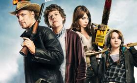 Zombieland mit Emma Stone, Woody Harrelson, Jesse Eisenberg und Abigail Breslin - Bild 2