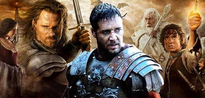 Der Herr der Ringe: Die Rückkehr des Königs/Gladiator