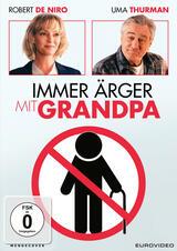 Immer Ärger mit Grandpa  - Poster