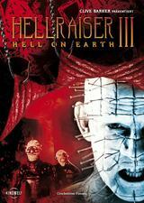 Hellraiser III - Poster