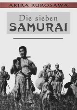 Die sieben Samurai - Poster