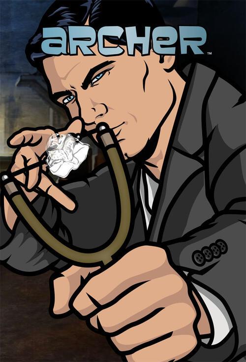 Archer Staffel 7 Moviepilotde