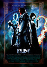 Hellboy - Poster