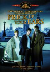 Prick up your ears - Poster