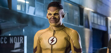 The Flash Staffel 4: Wally im Superhelden-Outfit