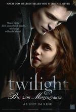 Twilight - Bis(s) zum Morgengrauen Poster