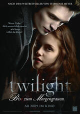 Twilight - Bis(s) zum Morgengrauen - Poster
