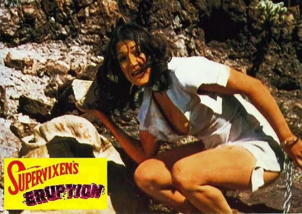 Supervixens - Eruption