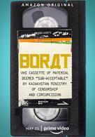 """Borat: VHS Kassette vom Material gefunden """"sub-akzeptabel"""" von Kasachisches Ministerium für Zensur und Beschneidung"""