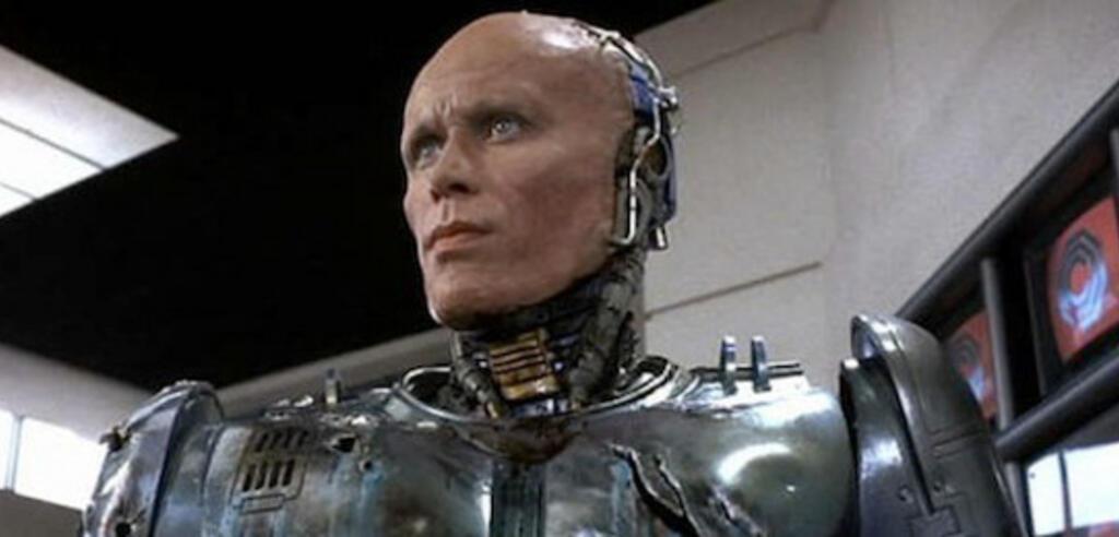 Peter Weller als RoboCop