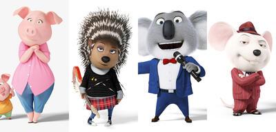 Sing: Wer synchronisiert die tierischen Sänger?