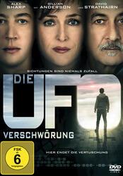 Die UFO-Verschwörung Poster
