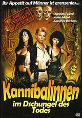 Kannibalinnen im Avocadodschungel des Todes - Poster