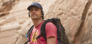 Bild zu:  James Franco in 127 Hours