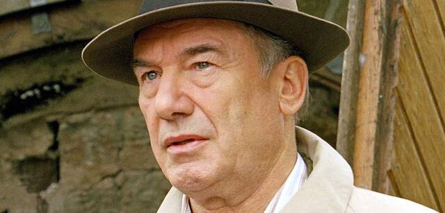 Dietz Werner Steck alsKommissar Ernst Bienzle