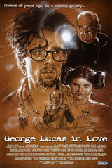 George Lucas in Love - Poster
