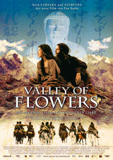 Valley of Flowers - Poster