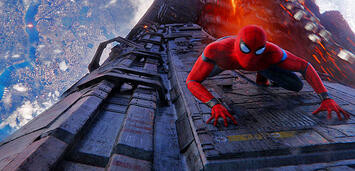 Bild zu:  Spider Man in Avengers 3: Infinity War