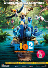 Rio 2 - Dschungelfieber - Poster