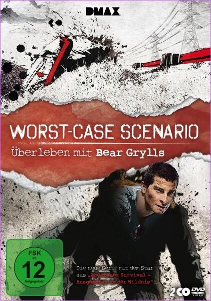 worstcase scenario � 220berleben mit bear grylls serie