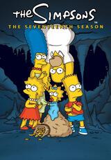 Die Simpsons - Staffel 17 - Poster