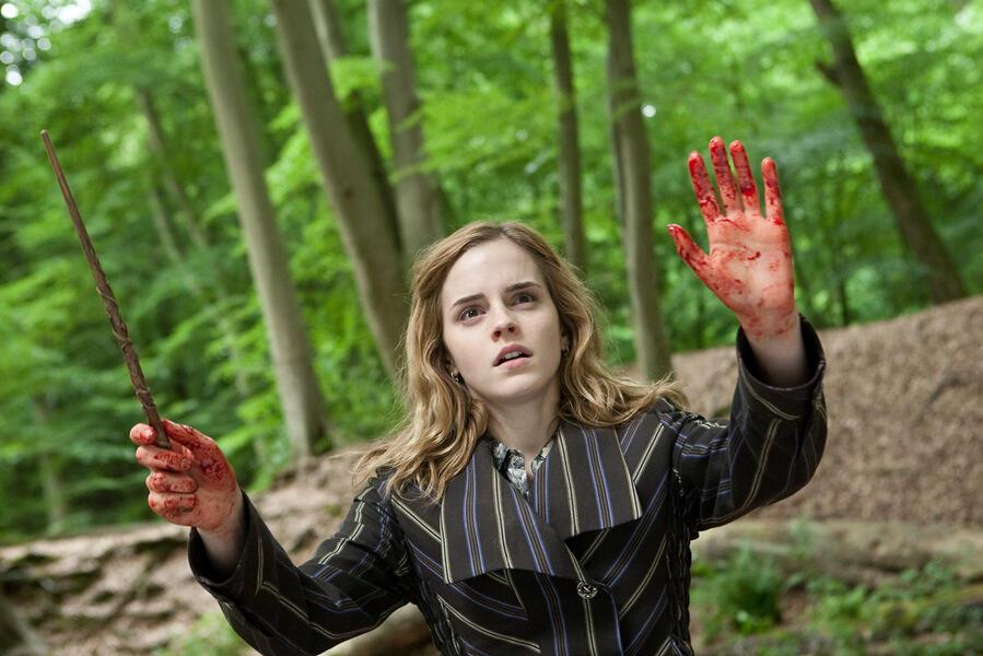 Harry Potter und die Heiligtümer des Todes 1 mit Emma Watson