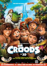 Die Croods - Poster