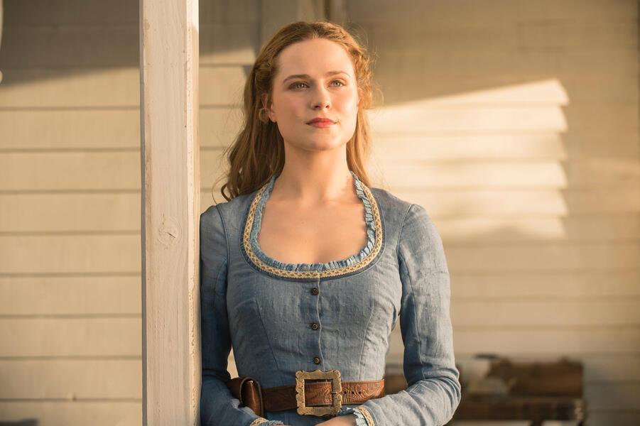 Westworld, Staffel 1 mit Evan Rachel Wood