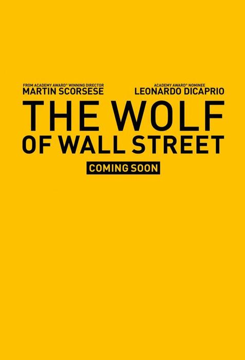 ^The Wolf of Wall Street