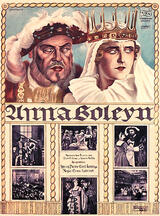 Anna Boleyn - Poster