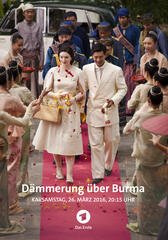 Dämmerung über Burma
