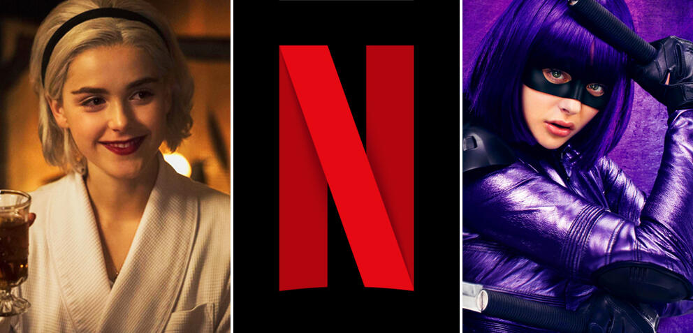 Das Netflix-Programm im April 2019